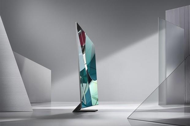 Samsung Q950TS je obří 8K televize eliminující rámečky