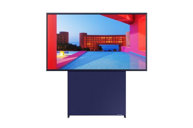 Víte, co je Samsung Sero? Nová televize, kterou můžete používat i na výšku