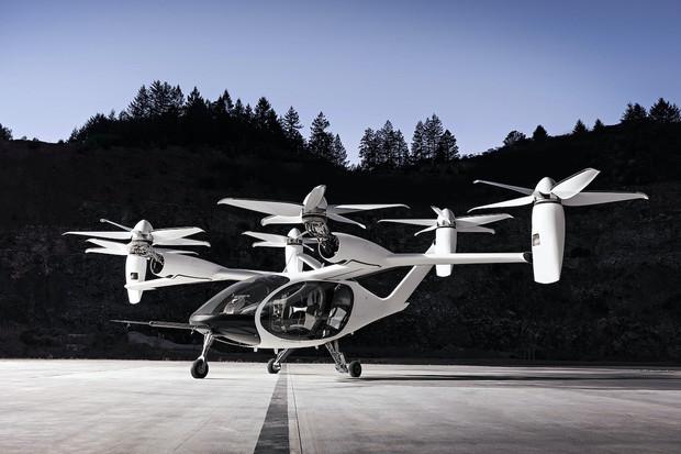 Toyota investuje do elektrických letadel pro městskou dopravu
