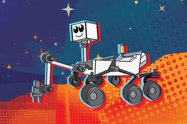 NASA se ptá, jak se má jmenovat její marťanské vozítko
