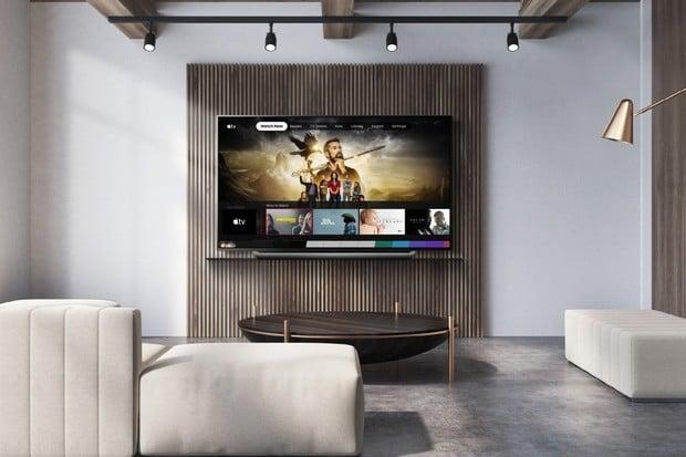 V chytrých televizích LG pro rok 2019 si již můžete užívat aplikaci Apple TV
