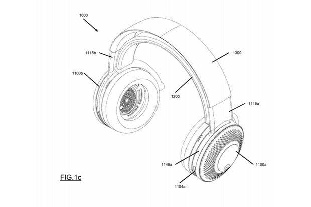 Dyson si patentoval křížence sluchátek a čističky vzduchu