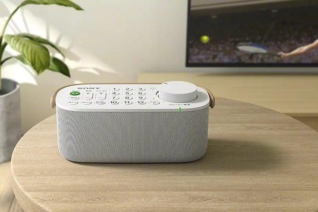 Sony kombinuje chytrý reproduktor a dálkové ovládání k televizi