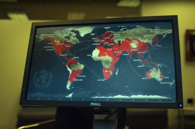 5 filmů o epidemiích, které právě teď (ne)chcete vidět