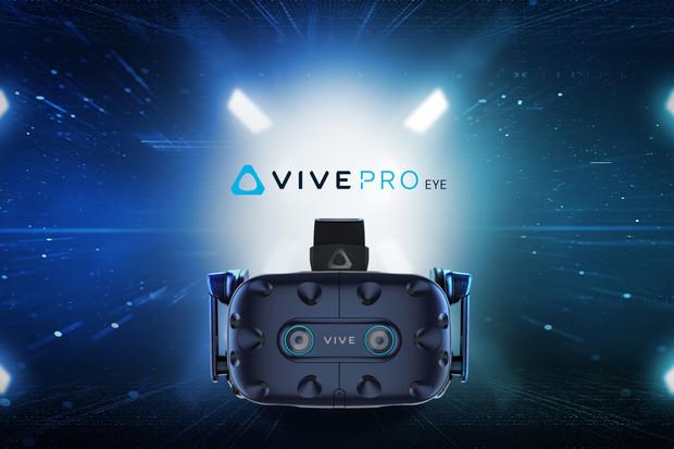 HTC trvale zlevňuje headset Vive Pro Eye. Došlo i na slevu pro Vive Cosmos