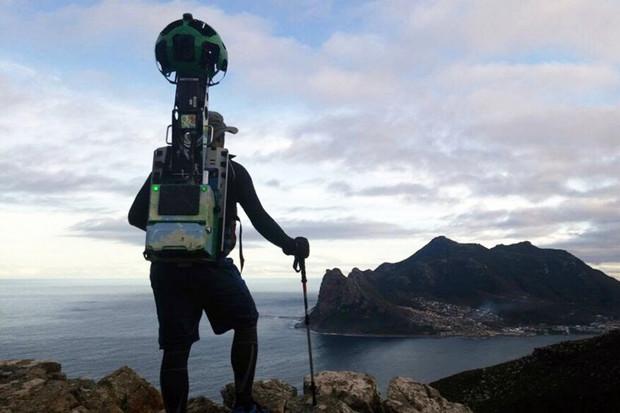 Podívejte se, jak Google mapuje těžko dostupná místa pomocí Street View Trekkeru