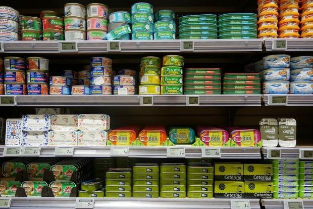 Alza spouští prodej trvanlivých potravin