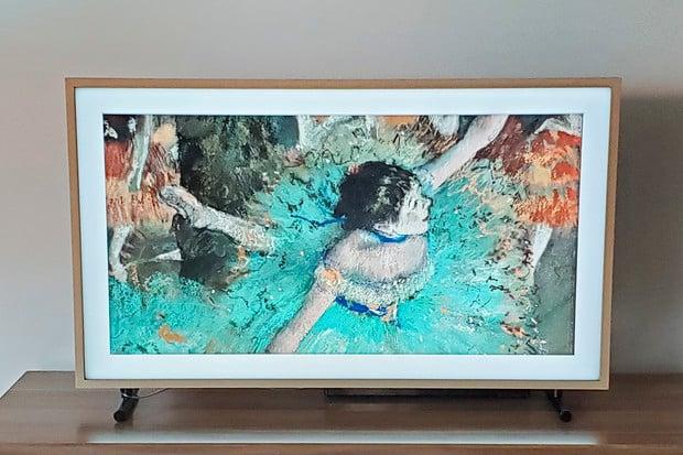 Televize Samsung The Frame nově zobrazí 38 uměleckých děl ze španělského Madridu