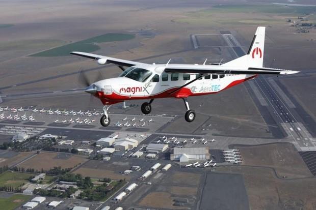 Modifikovaná Cessna se stala největším elektrickým letadlem