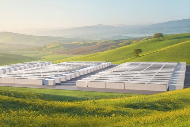 """Tesla plánuje výstavbu největší """"baterie"""" na světě"""