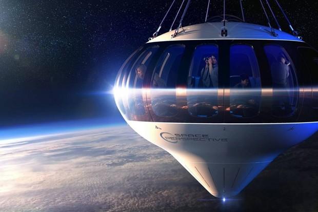 Startup plánuje turistické výlety v balónu na okraj atmosféry