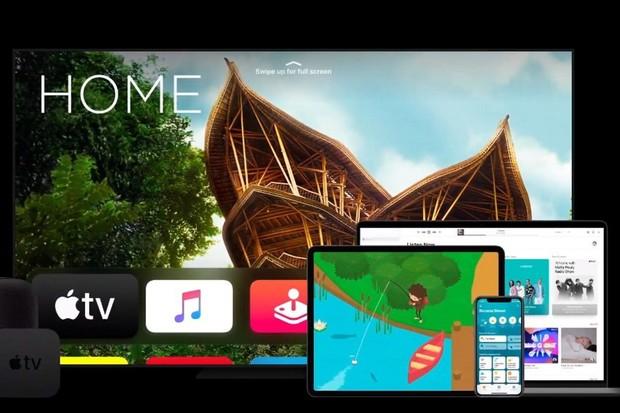 Apple představil novinky ohledně chytré domácnosti a tvOS