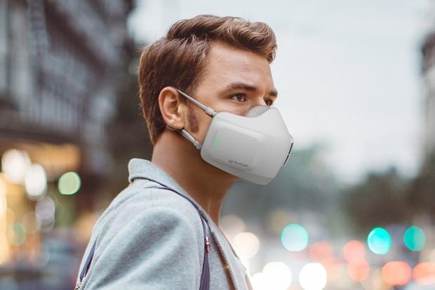 LG ohlásilo výrobu respirátoru na baterie, který čistí vzduch