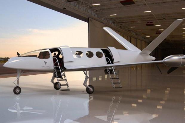 Na elektrická letadla od Tesly si počkáme minimálně do roku 2023