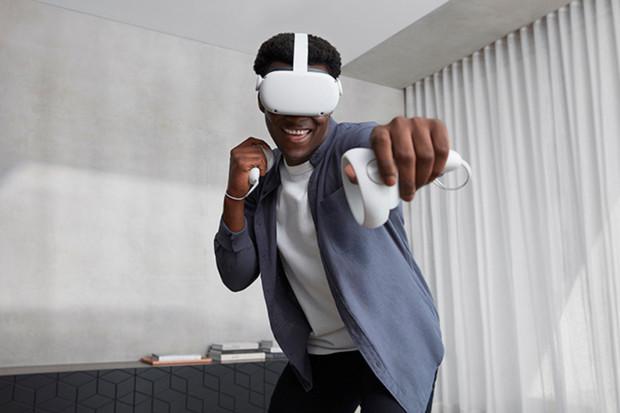 Facebook testuje reklamy ve virtuální realitě