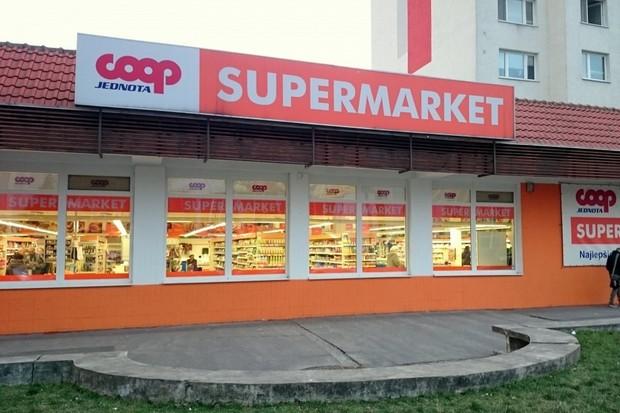 COOP rozjíždí online prodej potravin dostupný i lidem z menších měst a vesnic