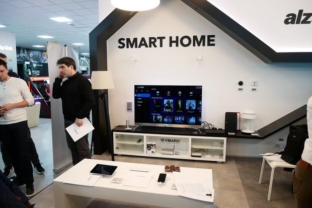 Trh vybavení pro chytré domácnosti letos dle analýzy IDC čeká čtvrtinový růst