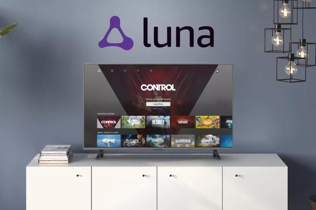 Amazon představil vlastní cloudovou herní platformu. Jmenuje se Luna