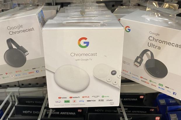Nový Chromecast je v prodeji dřív, než ho Google vůbec stihl uvést na trh