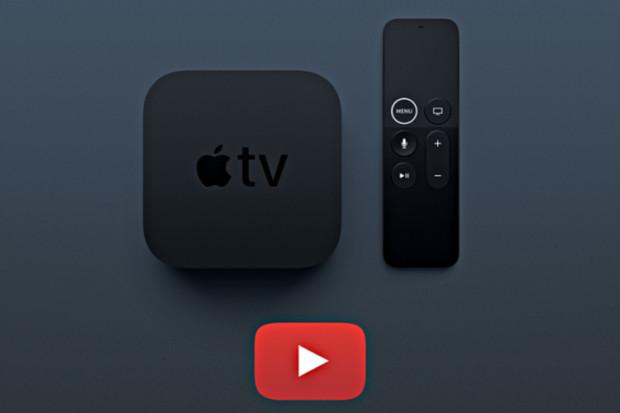 YouTube ve 4K se pomalu dostává k uživatelům Apple TV