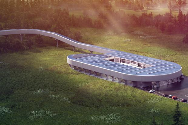 Virgin Hyperloop se bude testovat v Západní Virginii