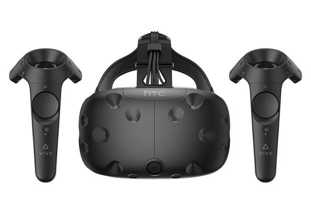 HTC a Alza nadělují virtuální realitu Vive se slevou a dárky navíc
