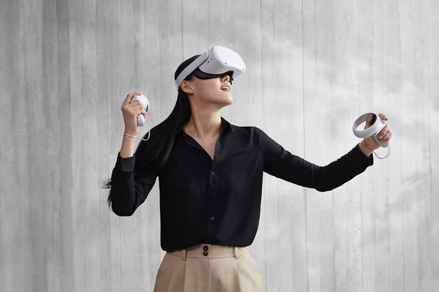 Softwarový update Oculus Quest podporuje zdravý životní styl