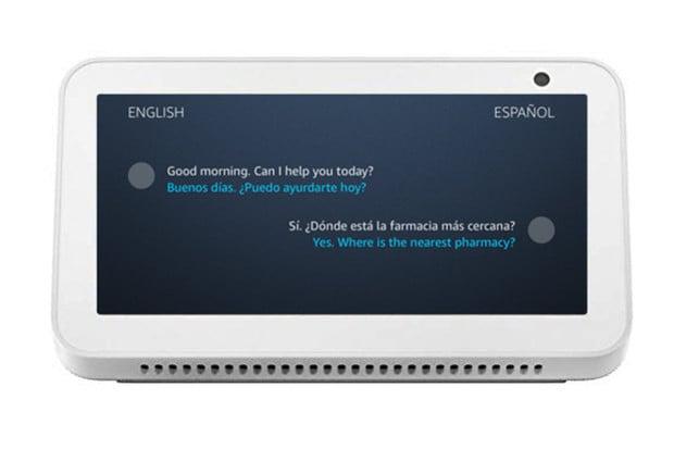 Amazon Alexa odstraňuje jazykovou bariéru! Přeloží konverzaci dvou cizinců