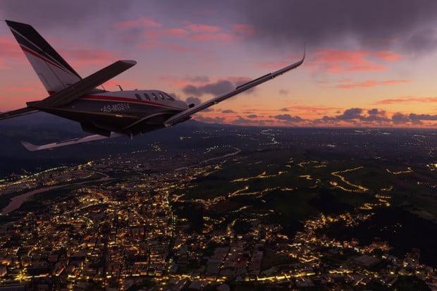 Letecký simulátor od Microsoftu si zahrajete i ve virtuální realitě