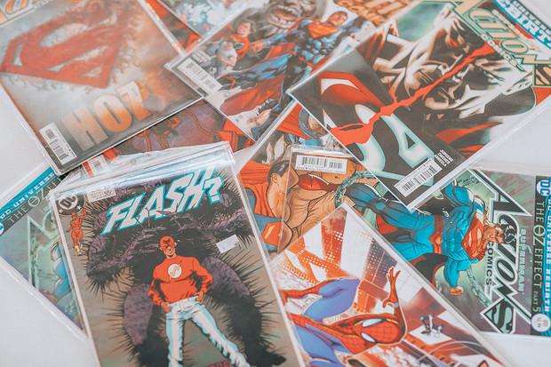 DC Comics odhalí svůj vesmír i na Spotify