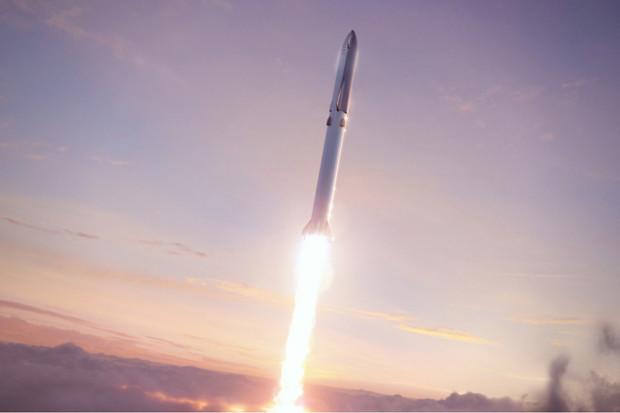 SpaceX chce chytit raketu Super Heavy pomocí startovacích ramp