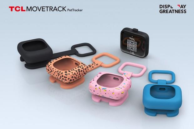 TCL Movetrack PetTracker s GPS a zvýšenou odolností IP67 je psí známka 21. století