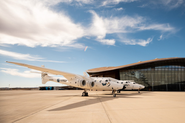 Testovací let raketoplánu SpaceShipTwo odložen