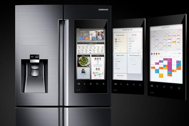 Povídat si brzy budeme i s ledničkou. Jednu takovou ukázal Samsung na CESu