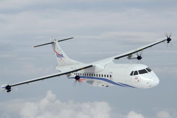 NASA pomáhá s vývojem elektrických letadel