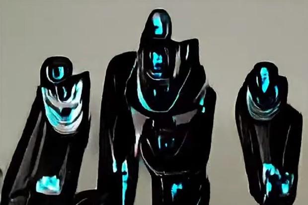 Umělá inteligence stvořila videoklip, kterým vzdala poctu Daft Punk
