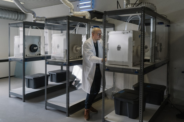 Díky nové technice 3D tisku se umělé orgány z laboratoře vyrobí rychleji