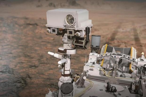 SuperCam nám z Marsu přináší první zvukové nahrávky