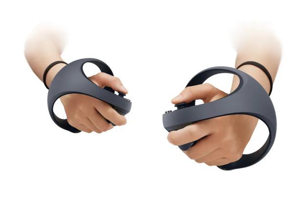 PS5 ovladače pro virtuální realitu mají inovativní design i vychytávky z DualSense