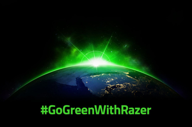 Razer se vydal na zelenou cestu