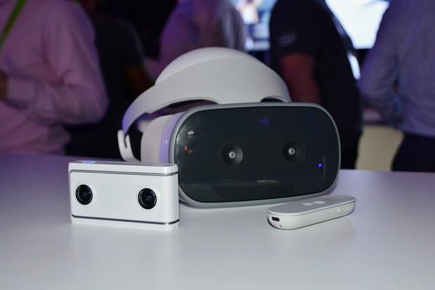 Lenovo Mirage Solo a Mirage Camera: dva nové kroky po VR cestě