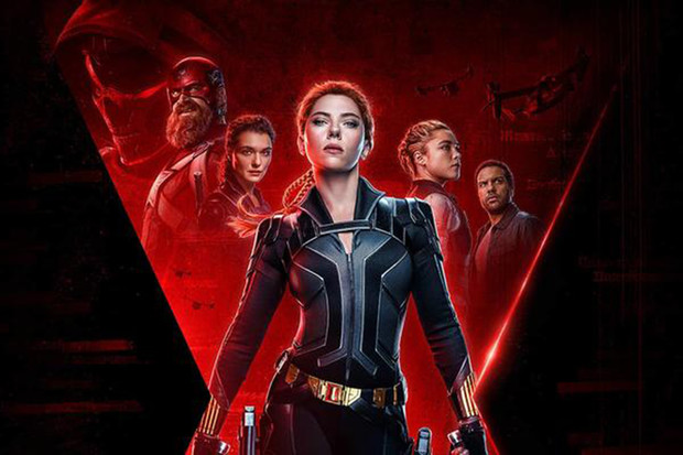 Black Widow bude uvedena ve stejný den do kin i na Disney+