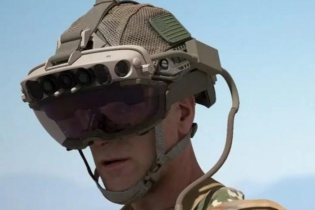 Vojenská verze HoloLens má oproti civilní dramatická vylepšení