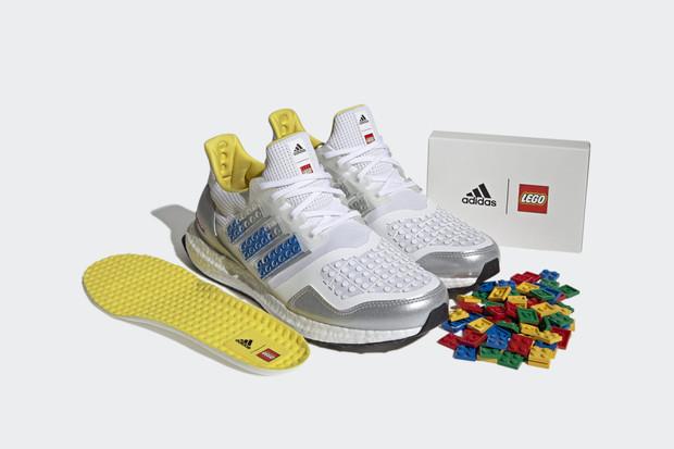 Adidas představil boty, které si můžete vyzdobit Lego kostičkami
