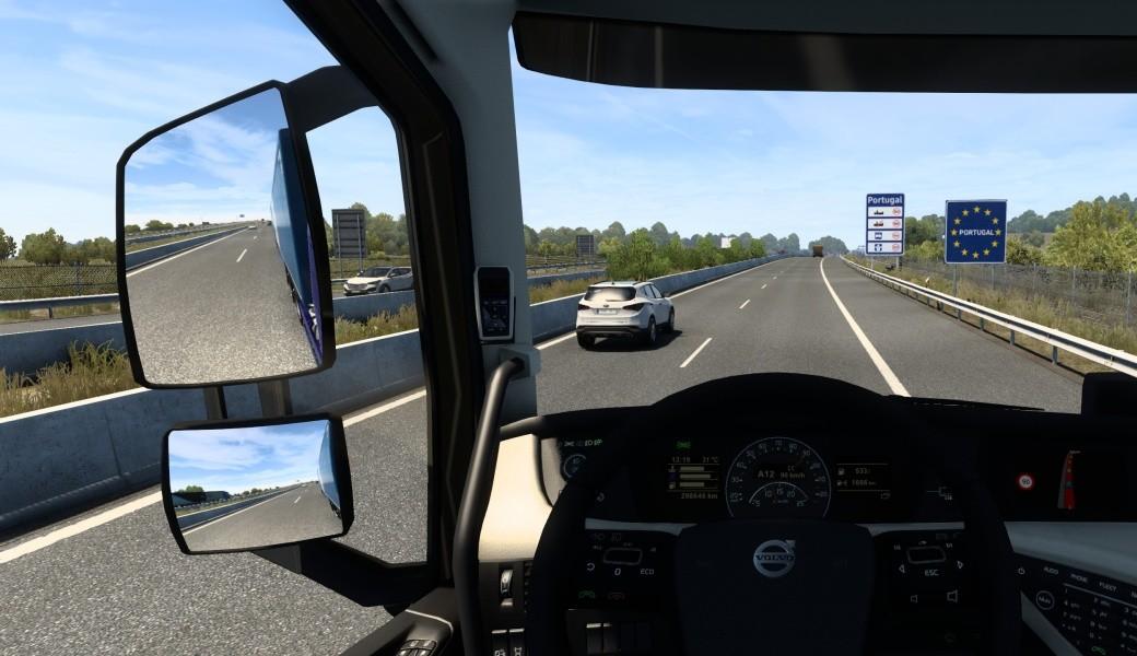 Euro Truck Simulator 2 (v1.40) + DLC Iberia