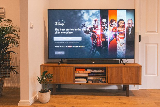 Netflix Kids mění design titulní strany