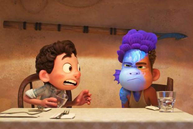 Pixar vytvořil novou pohádkovou postavu jménem Luca