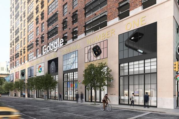 Google se připravuje na otevření svého prvního maloobchodu v New Yorku