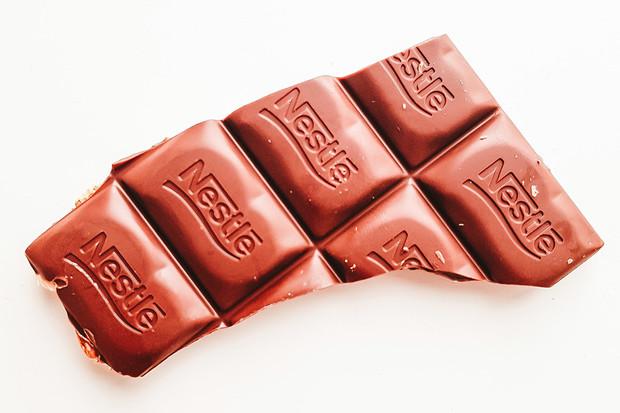 Společnost Nestlé uvedla, že většina jejich výrobků je nezdravá