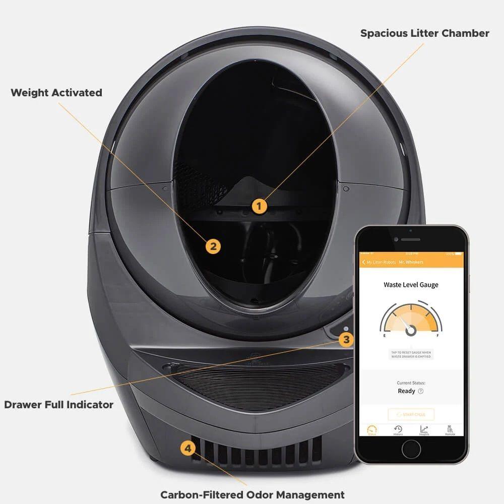 Litter-Robot Connect